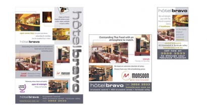 Hotel Bravo Magazine Advertising