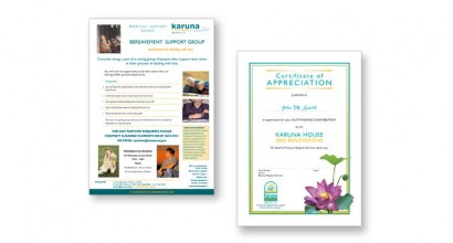Karuna Hospice Service Corporate Material